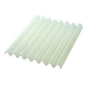 TEJA RURALIT PVC AJOVER #8  (2.44 x 1.00 m)